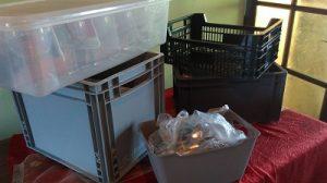 Nos caisses et bacs de transport pour la vaisselle